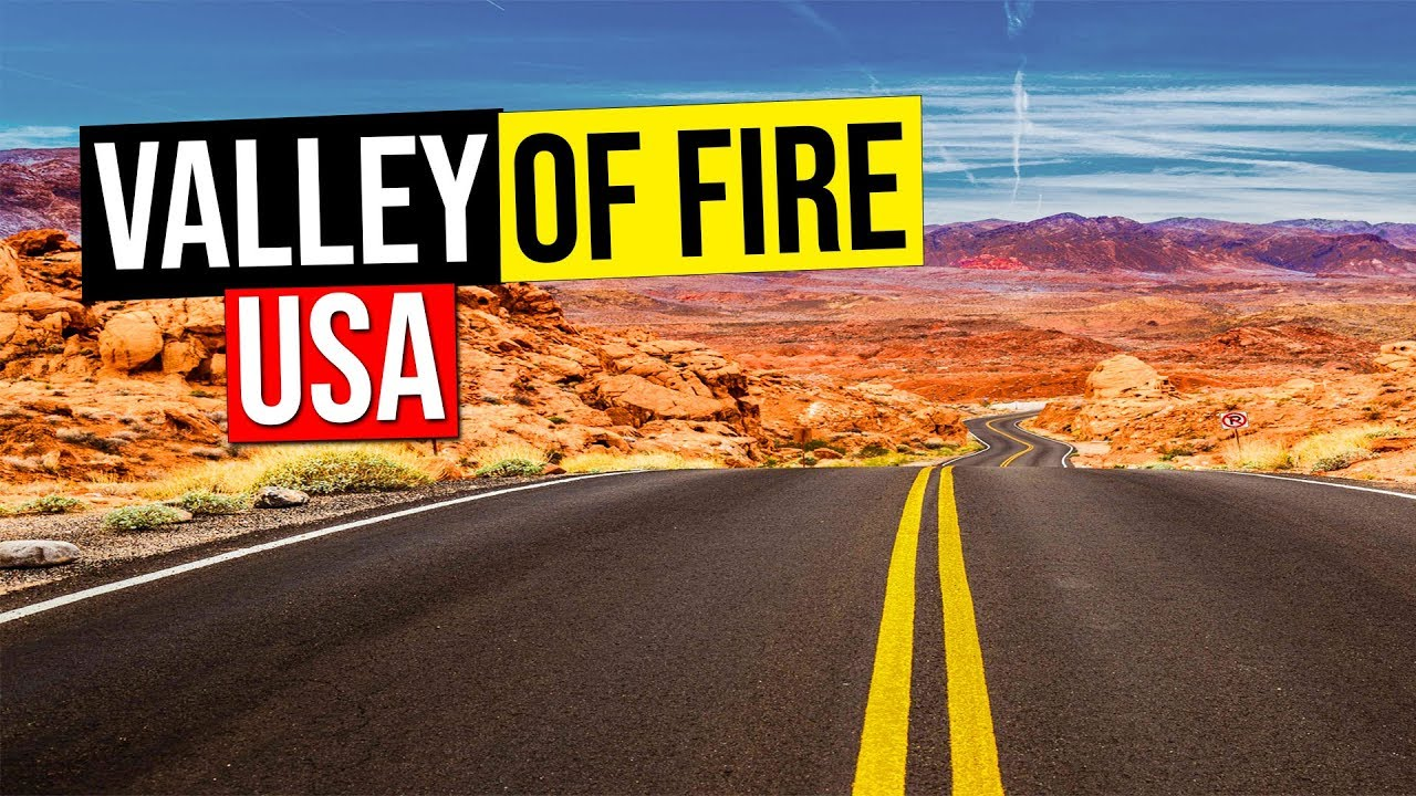 Valley Of Fire State Park Nevada Road Trip Usa 10 Youtube