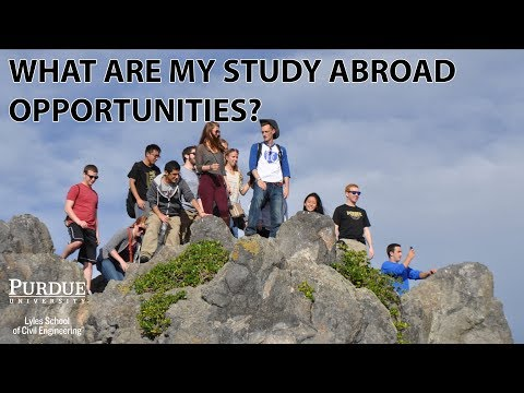 What are my study abroad opportunities?