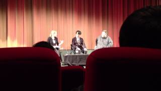 T&B The Rising BFI Premiere - Q&A