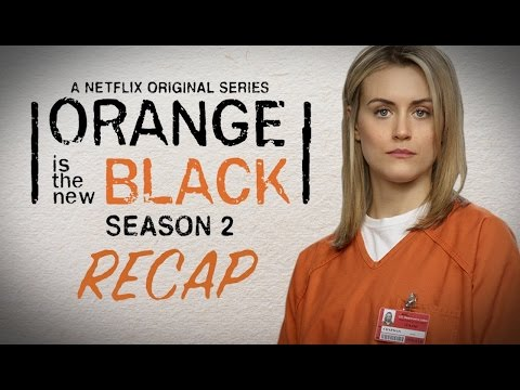 Orange Is The New Black Season 2: Everything You Need To Know | What's Trending Original
