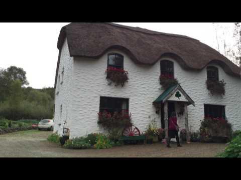 Kenmare, Ireland - October 8, 2015 (raw footage)
