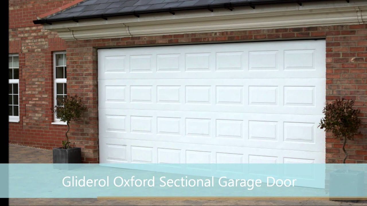 Facts about Gliderol Sectional Garage Doors from .rollerdoors.co.uk - YouTube & Facts about Gliderol Sectional Garage Doors from www.rollerdoors.co ...