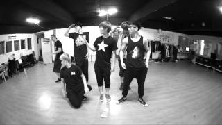 CROSS GENE Page Of Love Dance Lesson