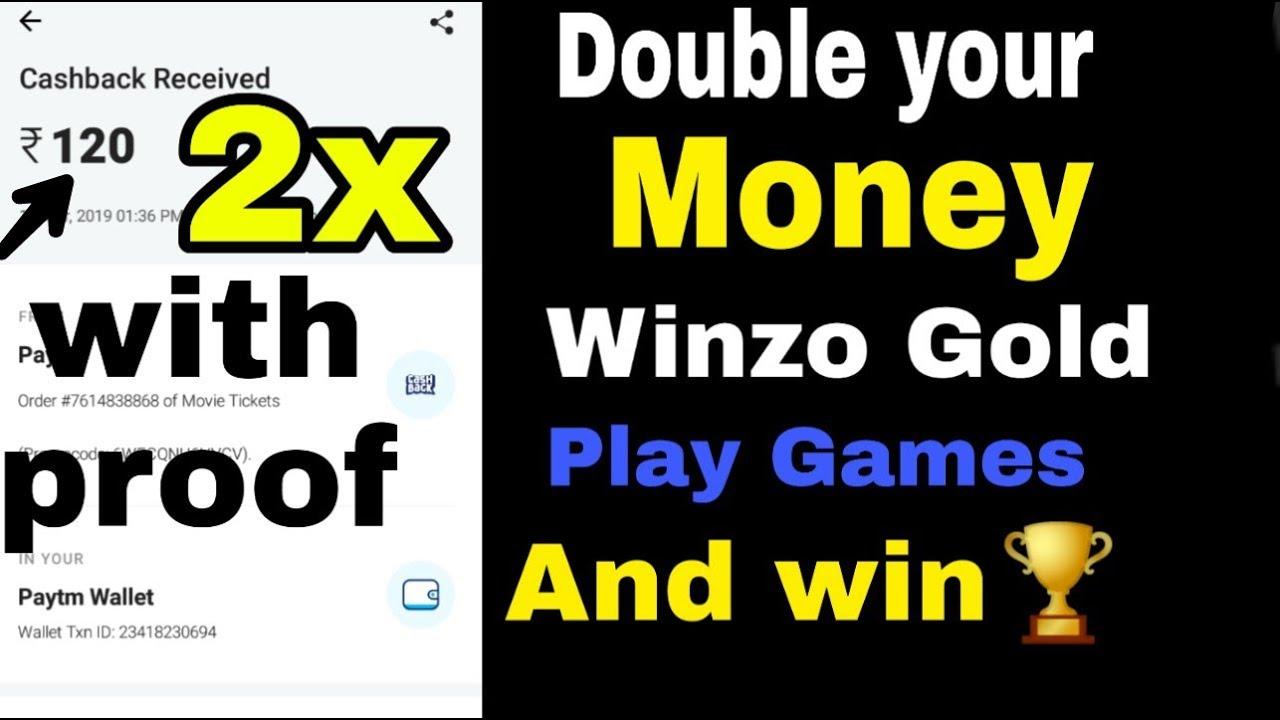 winzo gold - winzo gold unlimited trick | winzo gold mod apk | winzo gold secret trick