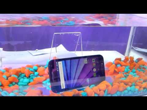 Moto G 3rd Gen Water Test - Is it Completely waterproof?