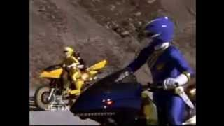 Power Rangers Wild Force - Power Rangers summon the Savage Cycles thumbnail