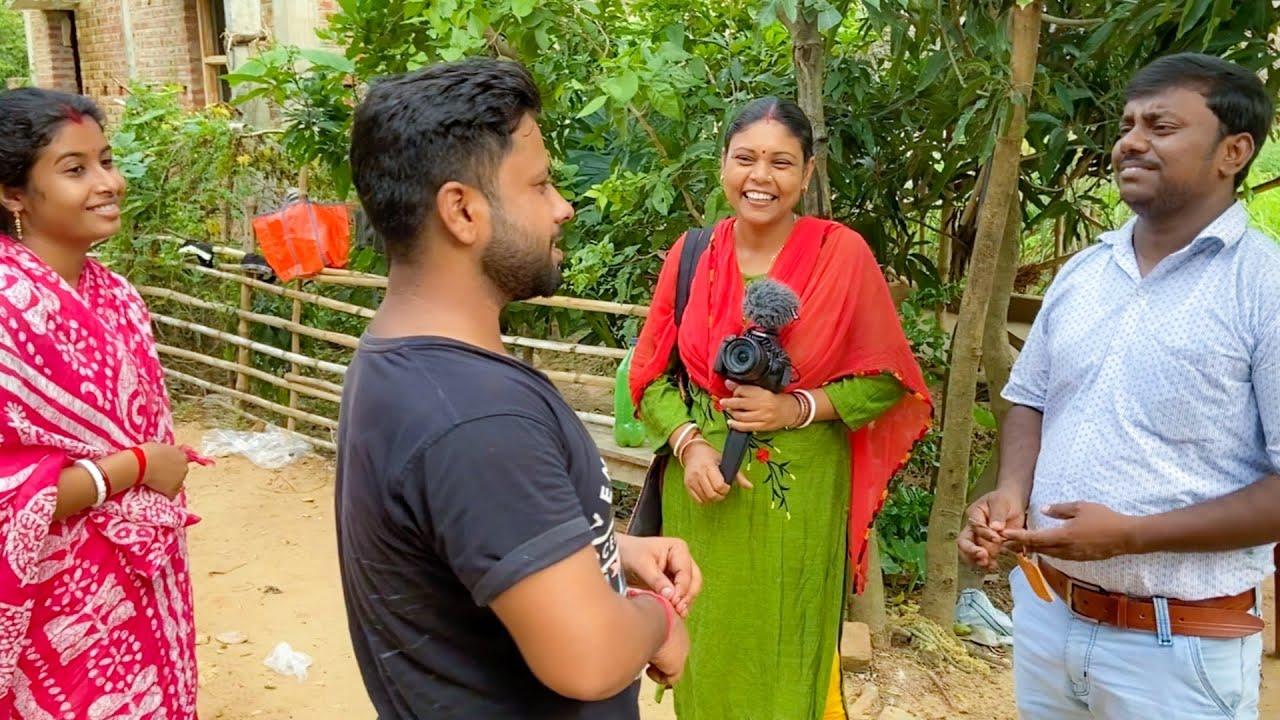 Vlog-67 | আজ আমাদের বাড়ি কারা এল দেখুন | এরকম একটা কাজ করতে পেরে মন থেকে অনেক শান্তি পেলাম |