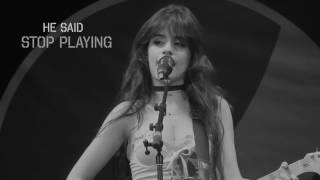 Video Camila Cabello - I'll never be the same (lyric video) download MP3, 3GP, MP4, WEBM, AVI, FLV Juni 2018