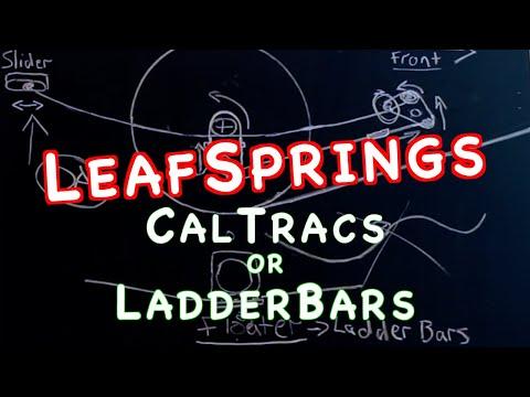 Leaf Springs For Drag Racing