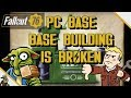 FALLOUT 76 Base Building (Fallout 76 PC Base Building is Broken)