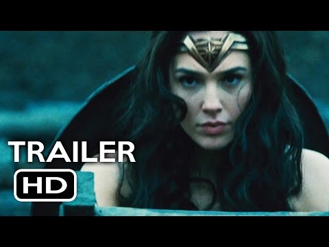 Wonder Woman Comic Con Trailer (2017) Gal Gadot, Chris Pine Action Movie HD