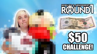 Video How to win UFO catchers | $50 arcade challenge at Round 1 Moreno Valley download MP3, 3GP, MP4, WEBM, AVI, FLV Agustus 2018