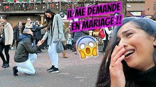 IL ME DEMANDE DE L'ÉPOUSER EN PUBLIC !!!