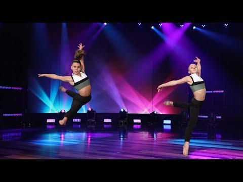 Sisters Perform Inspirational Dance Routine