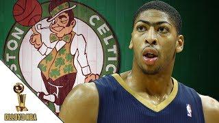 Anthony Davis To Boston Celtics?! Boston Interested In Possible Trade!