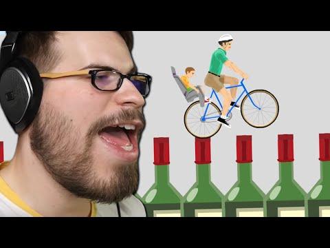 World's LARGEST Bottle Run In Happy Wheels!?