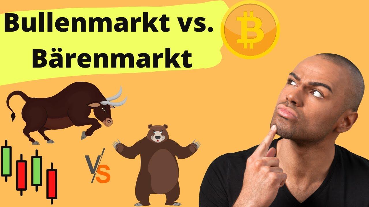 Download Was ist der Bullenmarkt? (das wissen viele nicht) | Bullenmarkt vs Bärenmarkt