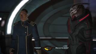 Mass Effect: Nihlus & Eden Prime Transmission