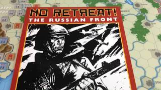 No Retreat!  The Russian Front - Turn 1-3