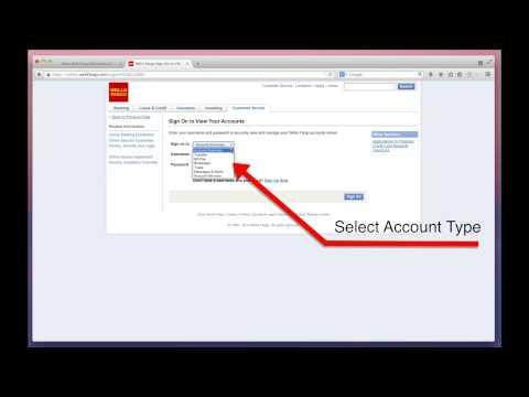 Complete Your Credit Card Application at www.wellsfargo/mynewcard
