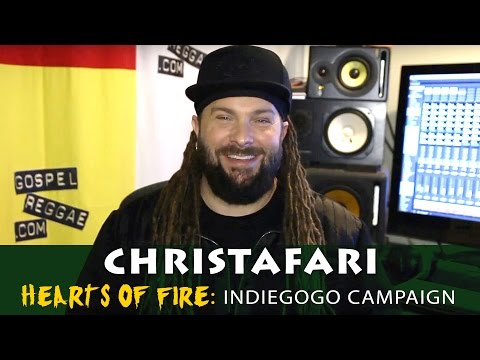 Christafari Hearts of Fire EPK Indiegogo Campaign