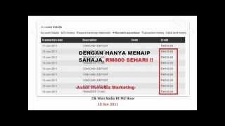 Kerja Part Time/Sambilan Malaysia Dari Rumah - RM400 SEHARI!!