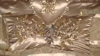 Bridal Bed Sheets By Ashrafi Collection