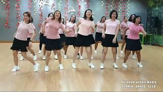 Download lagu BALASAN NYONG MANIS/Choreo CAECILIA/GDC MERAUKE PAPUA (INA)