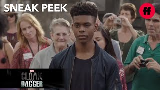 Marvel's Cloak & Dagger   Season 1, Episode 3 Sneak Peek: Tyrone's Voodoo Tour   Freeform