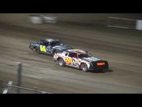 IMCA Hobby Stock feature Independence Motor Speedway 5/5/18