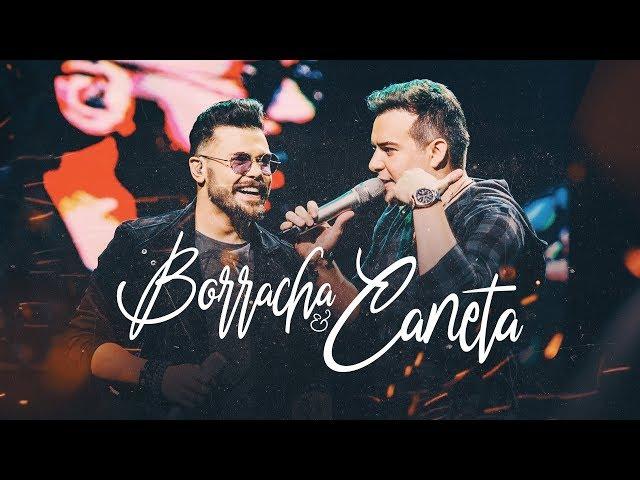Marcos e Belutti - Borracha e caneta - DVD 10 Anos