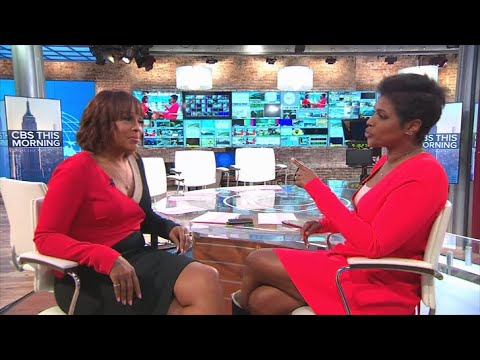 VIDEO: CBS 5 This Morning's Yetta Gibson sits down with Gayle King