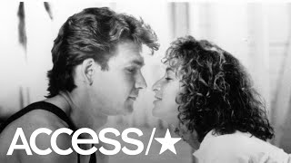 Jennifer Grey Gushes Over Late 'Dirty Dancing' Co-Star Patrick Swayze & His 'Feminist' Role