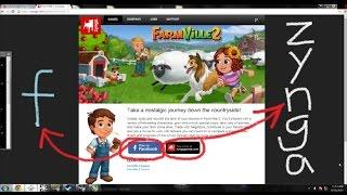 FarmVille 2:  Playing on Facebook or Zynga?