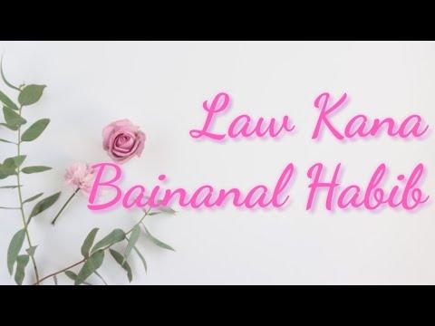 Sholawat Merdu Law Kana Bainanal Habib Sabyan Gambus