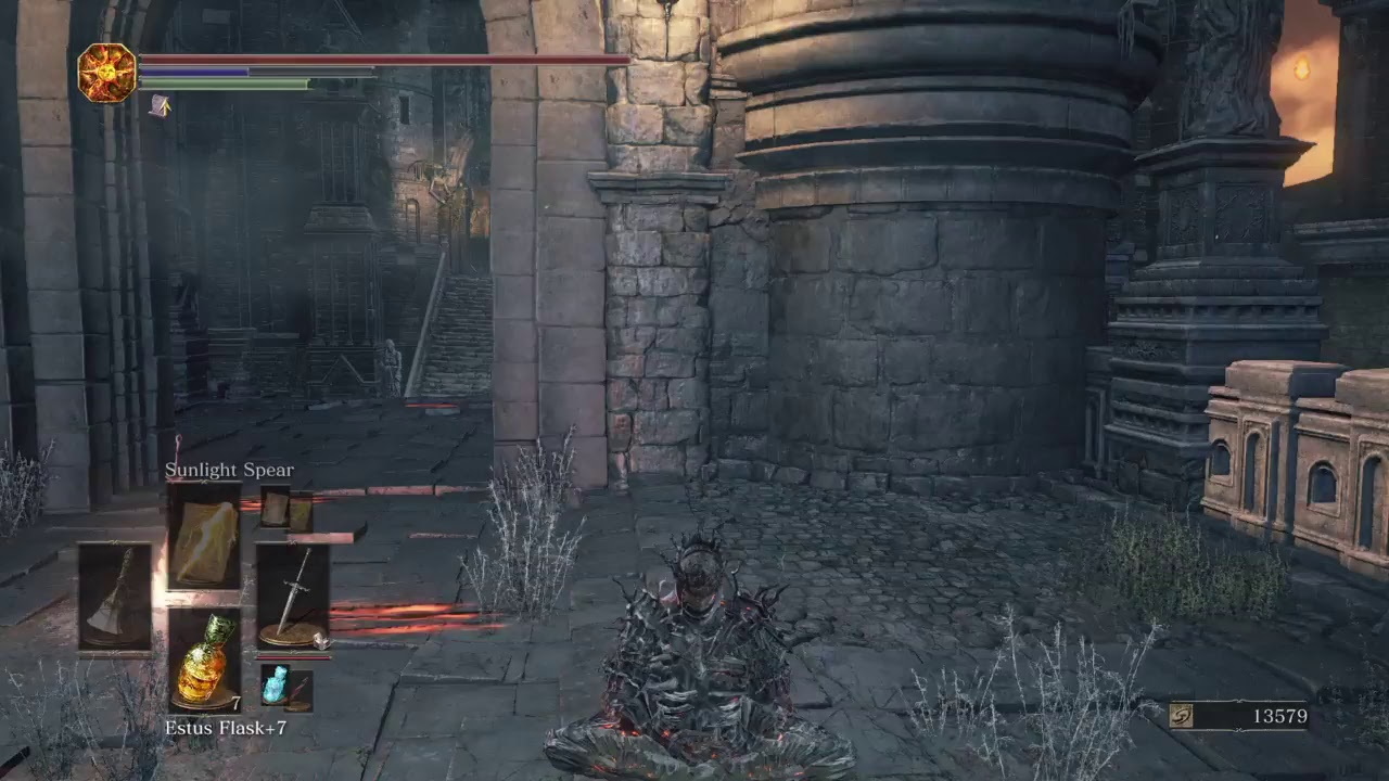 dark souls how to use miracles