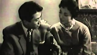 この世の花 第三部 開花の巻(1955年) 淡路恵子さんを偲んで、素晴らし...