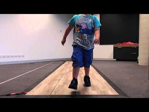 Researchers develop gait test for early autism
