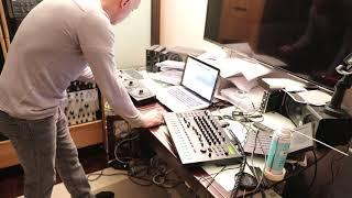 Roland tr8s pioneer rmx 500 live hip hop play