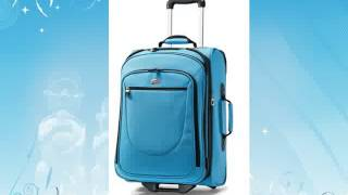American Tourister Luggage Splash 21 Upright Suitcase Review