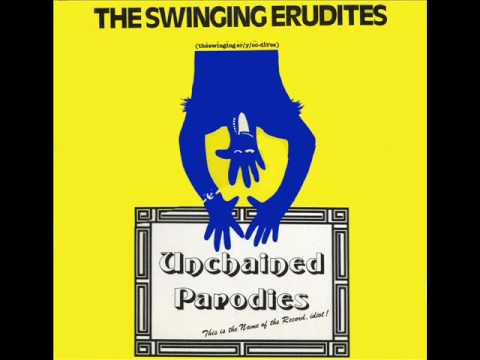 Walk With An Erection - The Swinging Erudites