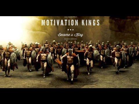 300 first battle scene – Pump up Motivation