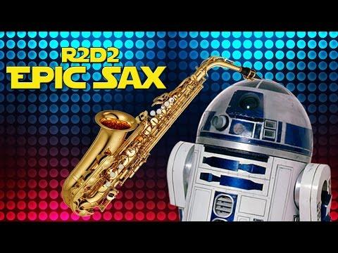 R2-D2 Epic Saxophone