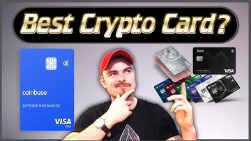 Coinbase Debit Card Review 2020 - (Comparison) - Crypto.com Card, vs Coinbase Card, vs TenX