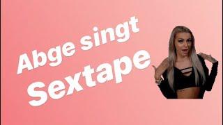 Abge singt es 🤣| Sextape