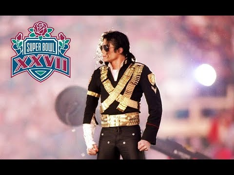 Michael Jackson - Super Bowl XXVII 1993 Halftime Show (Remastered Perfomance)