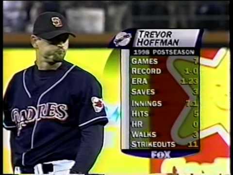 Yankees vs. Padres, 1998 World Series (games 3 & 4)