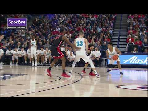 Highlights: Men's Basketball Vs. Eastern Washington