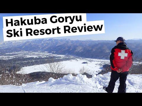 Hakuba Goryu Ski Resort Review   Simonthego