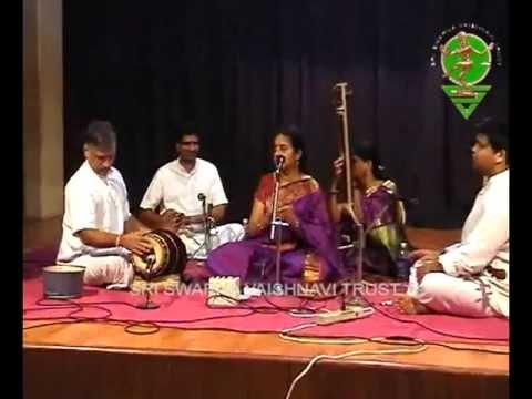 Parasakthi Janani - Bhairavi -Aadhi Chidambaram Swarnavenkatesa Deekshitar Kriti